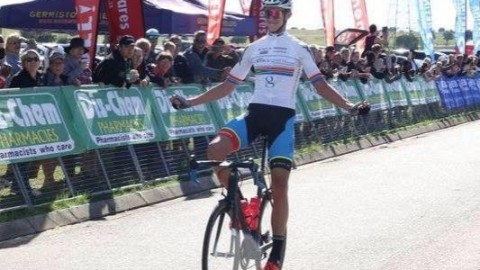 Pritzen Rides Away At Ride For Sight